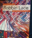My new lace making book